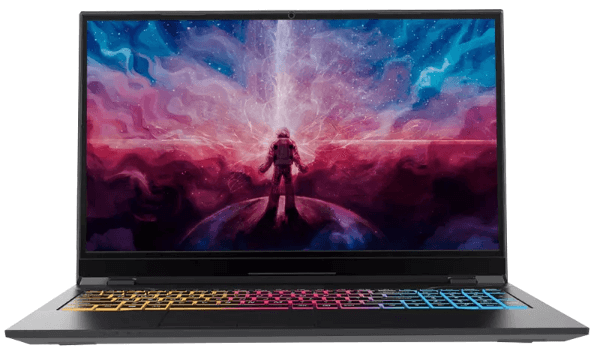 T-BOOK X9S Gaming Laptop 16.1 Inch Intel Pentium