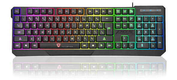 k70 gaming led cheap keyboard