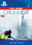 Child of Light PS3/PS4 – Digital Code (UK)